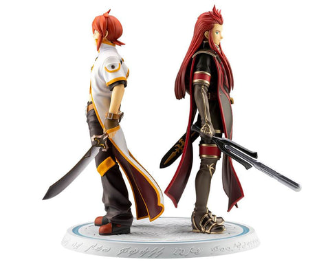 TALES OF SERIES Luke And Asch ~Meaning of Birth~ Statue