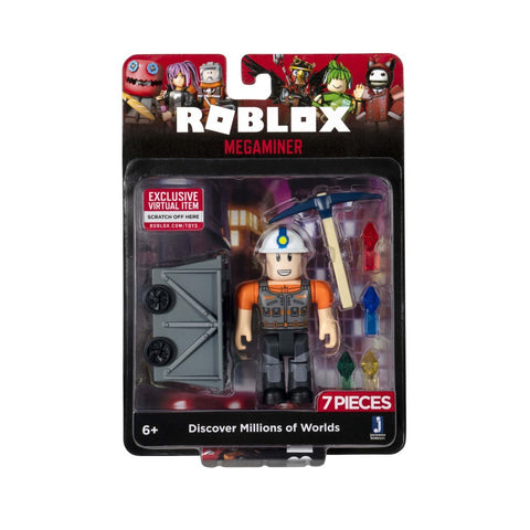 ROBLOX Core Figure Pack - Megaminer
