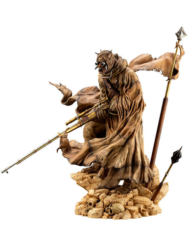 STAR WARS : A NEW HOPE Artist Series Tusken Raider ArtFX Statue