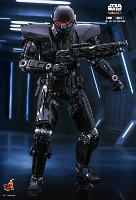 Star Wars™ The Mandalorian™ Dark Trooper™ 1/6th Scale Figure by Hot Toys