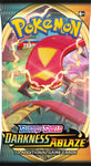 POKÉMON TCG Sword and Shield - Darkness Ablaze Booster Pack