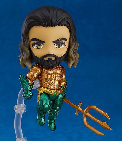 Aquaman Aquaman: Hero'S Edition Nendoroid Figure