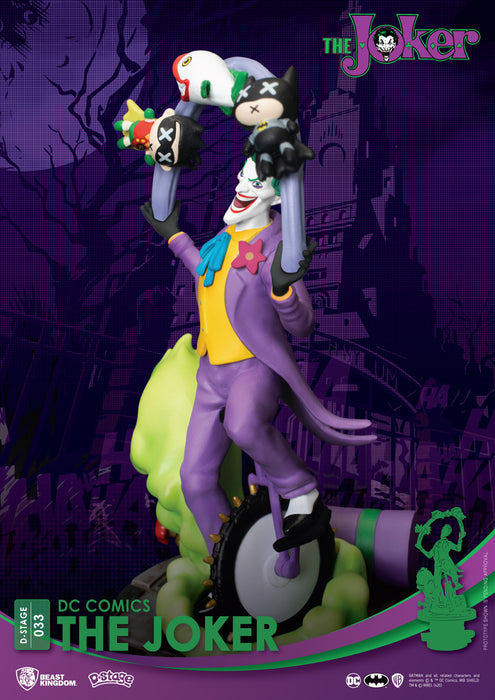 Beast Kingdom D Stage DC Comics Joker