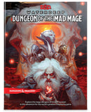 D&D Dungeons & Dragons Waterdeep Dungeon of the Mad Mage Hardcover