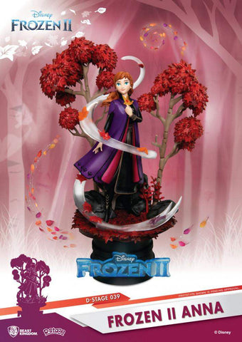 Disney Frozen 2 Anna - Beast Kingdom D-Stage