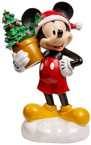 Disney Christmas Table Decoration Mickey Mouse