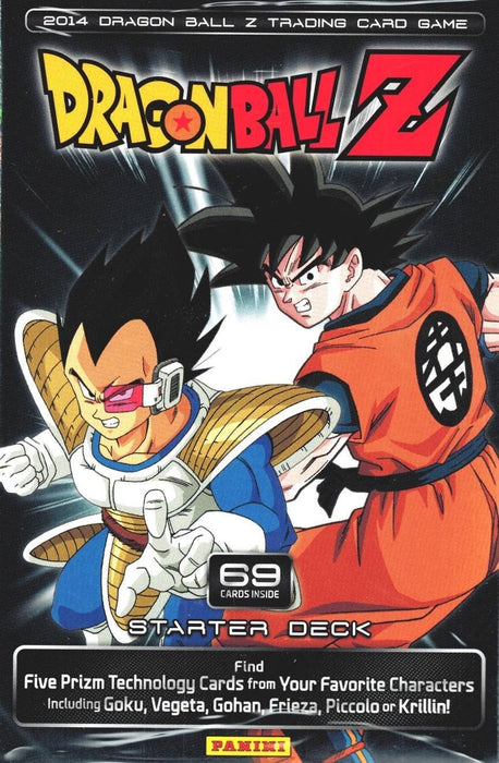 Dragon Ball Z Starter Deck