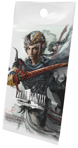 Final Fantasy Trading Card Game Opus VI Booster Pack