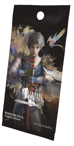Final Fantasy Trading Card Game Opus VII Booster Pack