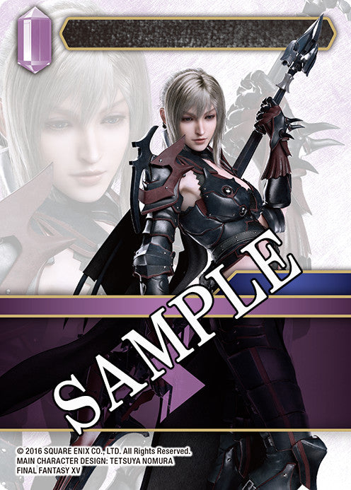 Final Fantasy Trading Card Game Opus XI
