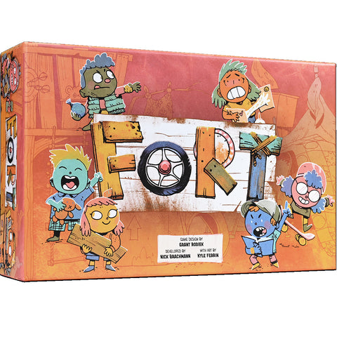 Fort Board Game
