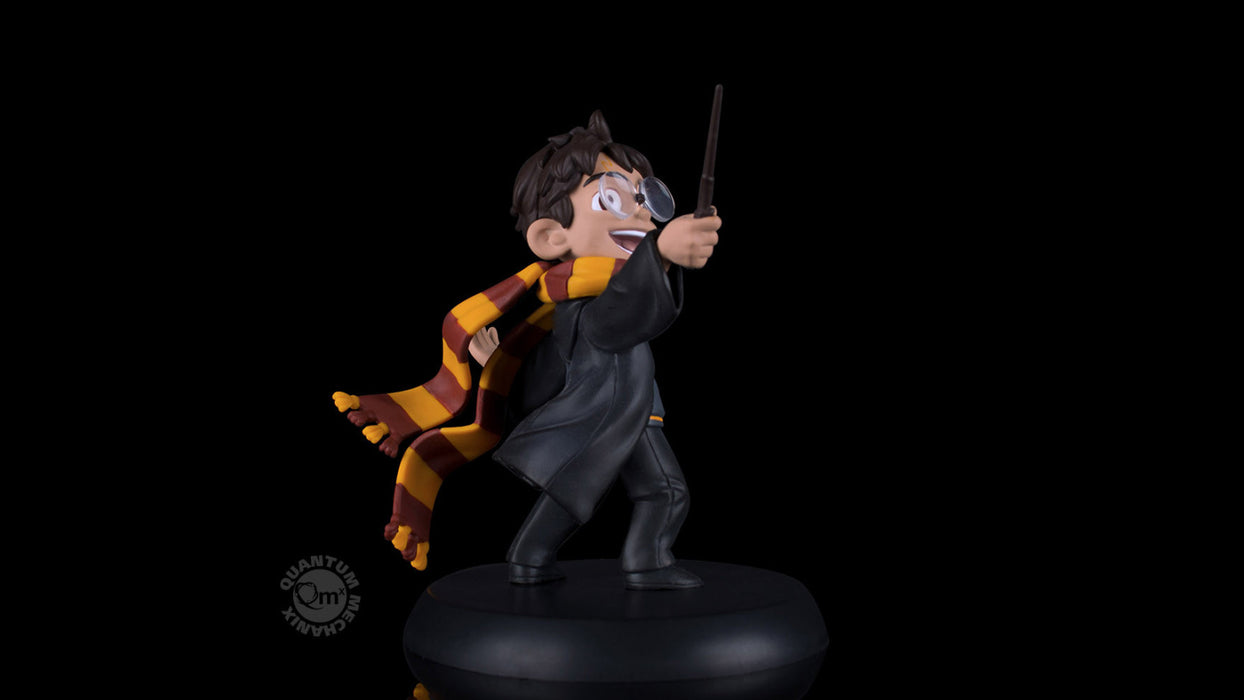 Harry Potter Harrys First Spell Q-FIG