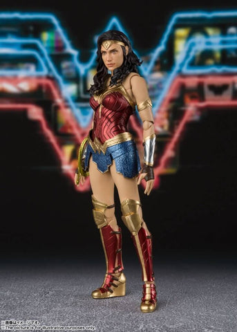 S.H.FIGUARTS WW84 Wonder Woman
