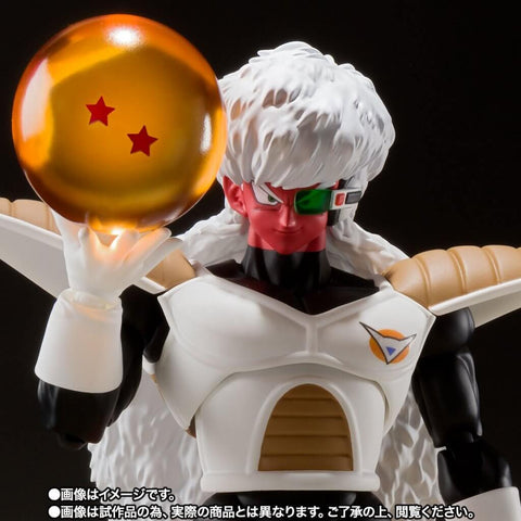 S.H.FIGUARTS Dragon Ball Z Jeice