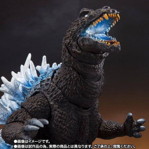 S.H.MONSTERARTS Godzilla 2001 Heat Ray Ver.