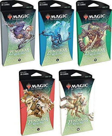 Magic the Gathering Zendikar Rising Theme Booster Box