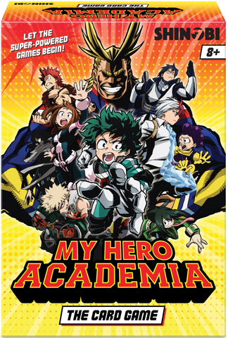 My Hero Academia the Card Game