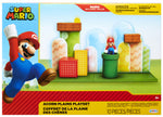 "World of Nintendo 2.5"" Acorn Plains Playset"