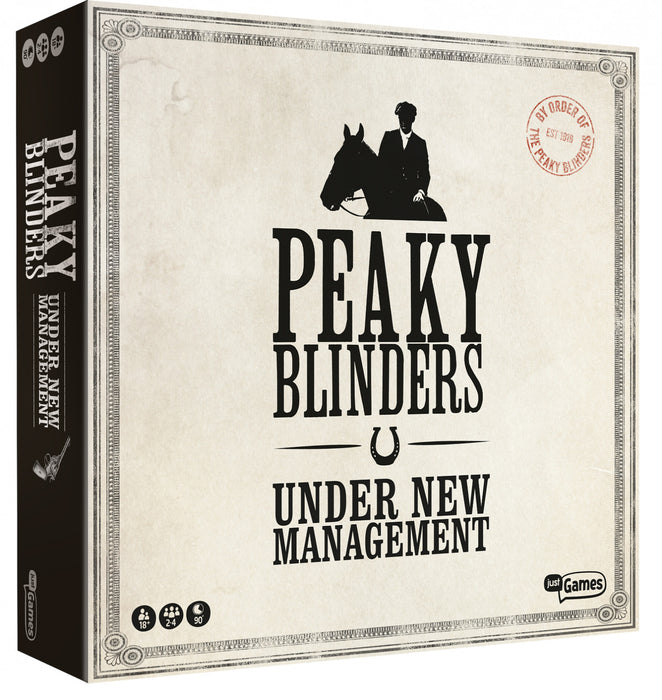 Peaky Blinders Under New Management Board Game