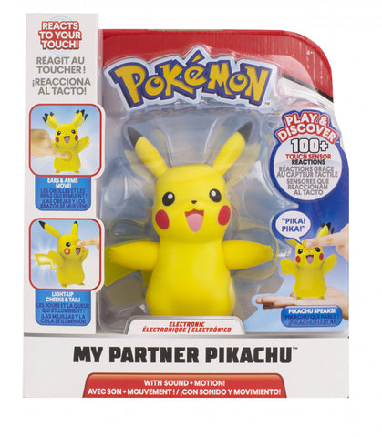 Pokemon My Partner Pikachu