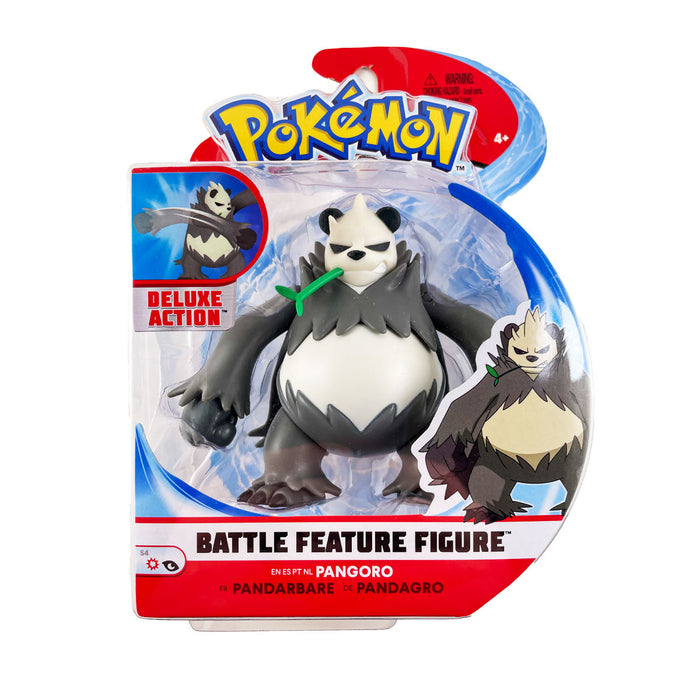 Pokemon Battle Feature Figure - Pangoro