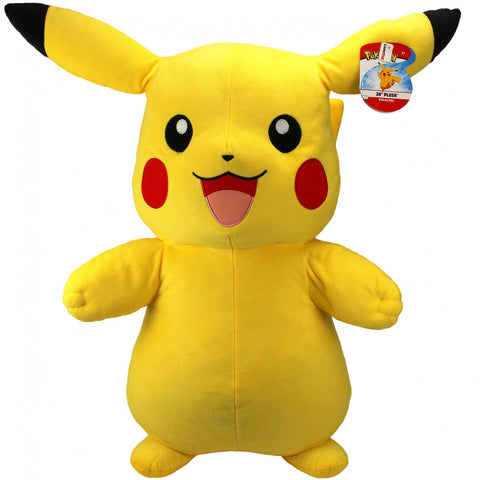 Pokemon Plush Pikachu 24""