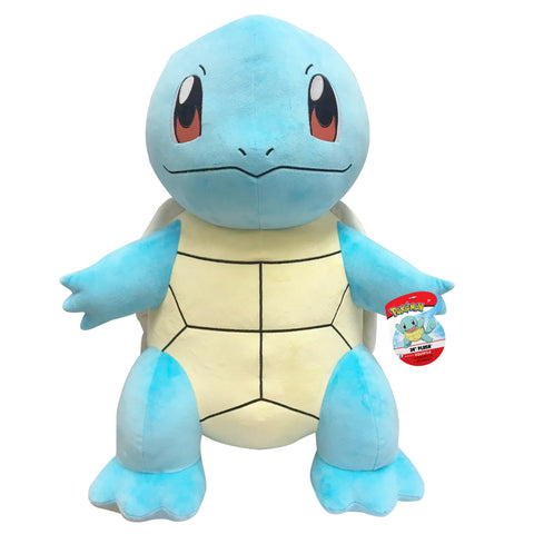 Pokemon Plush Squirtle 24""