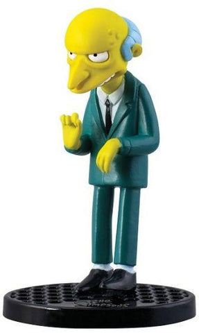 The Simpsons Montgomery Burns 2.75' PVC Figurine