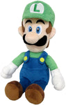 Super Mario Bros Plush Luigi 10""