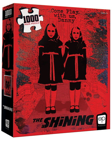 The Shining Come Play With Us Puzzle 1,000 pieces