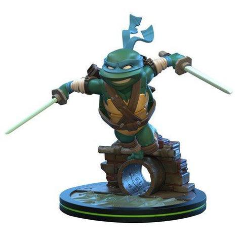 TMNT Teenage Mutant Ninja Turtles Leonardo Q-FIG Figure