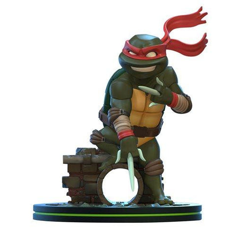 TMNT Teenage Mutant Ninja Turtles Raphael Q-FIG Figure