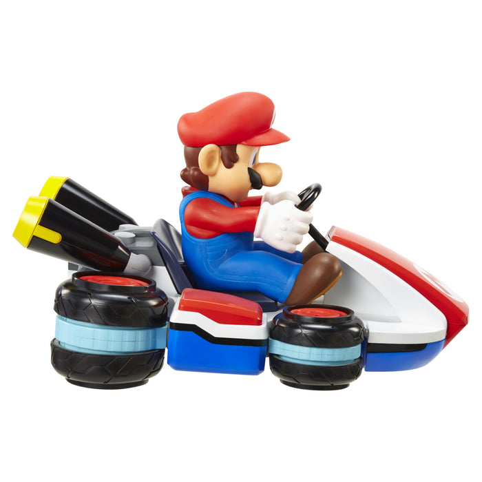 World of Nintendo Mario Kart Mini RC Racer