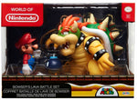 World of Nintendo Mario vs. Bowser Diorama Set