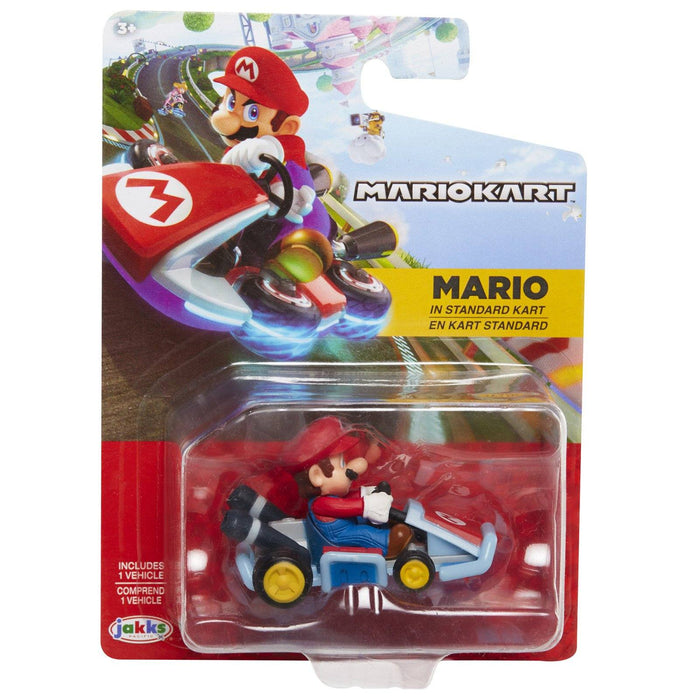 World of Nintendo Super Mario Kart Racers Wave 5 - Mario