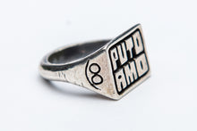 Load image into Gallery viewer, Ring Ring Puto Amo silver
