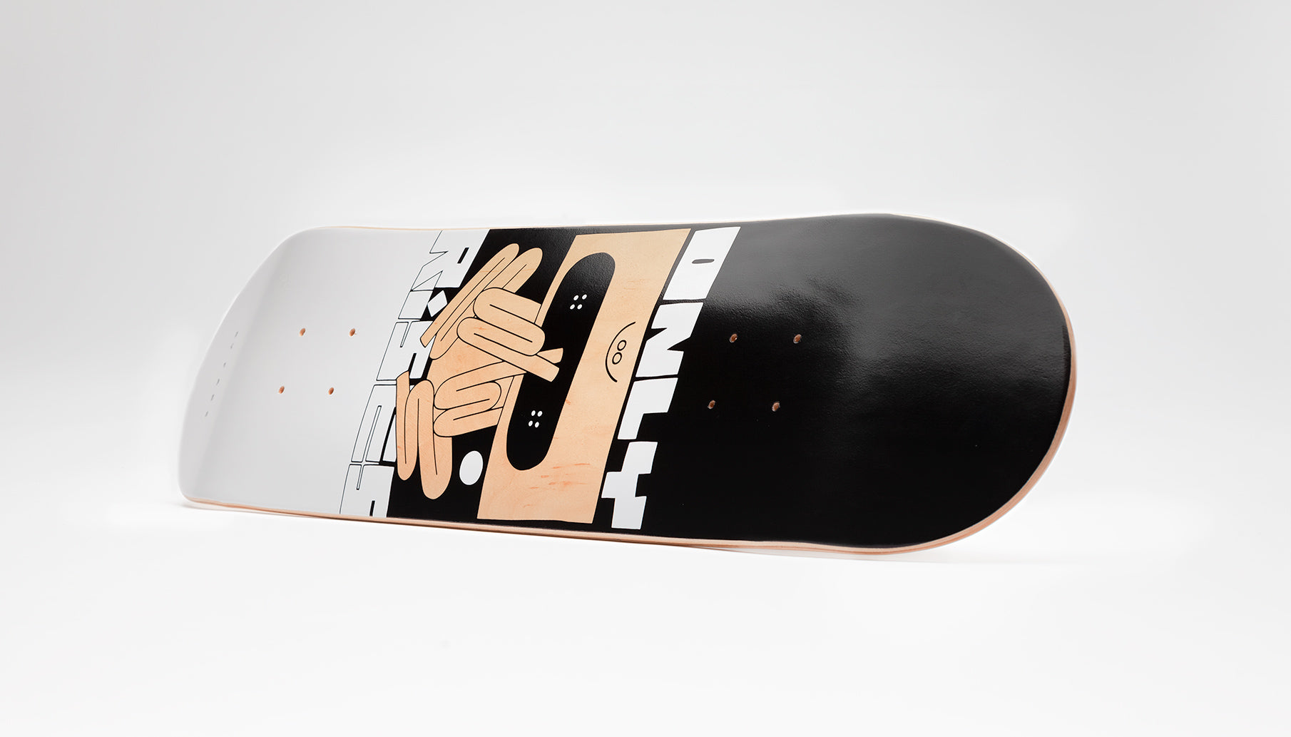 Only Rises Skateboard