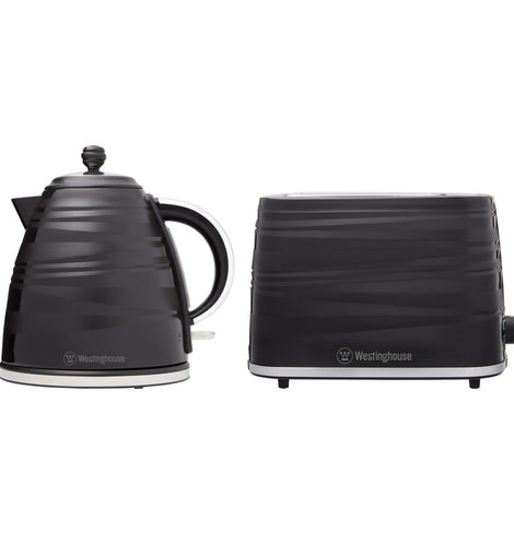 Westinghouse Breakfast Set (Black)