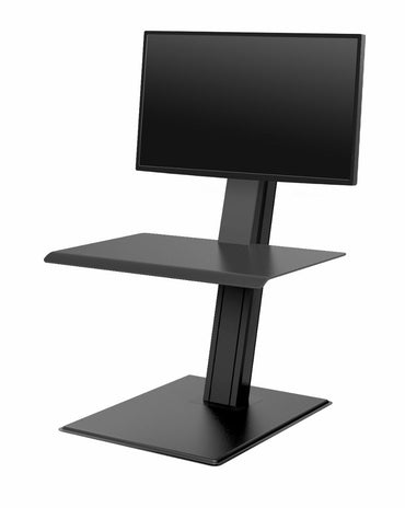 Quickstand Eco Single Monitor (Black)