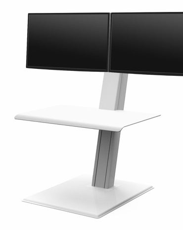 Quickstand Eco Dual Monitor (White)
