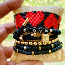 Load image into Gallery viewer, Red Love Bracelet