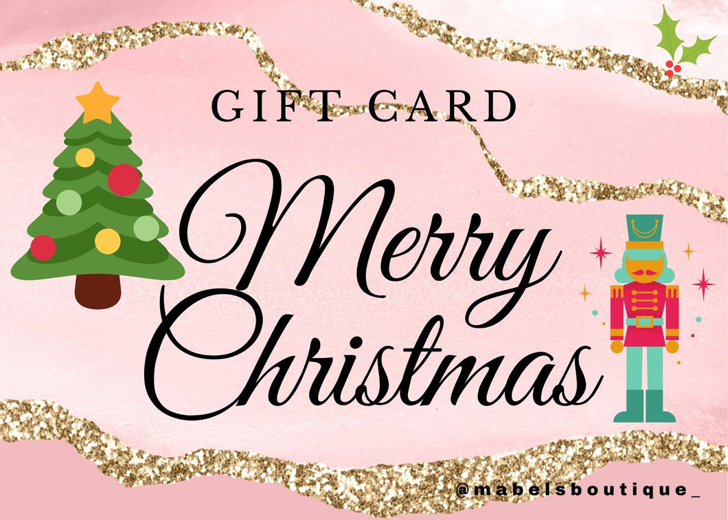 Mabel's Boutique Gift Card