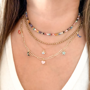 Choker Millefiori Necklace