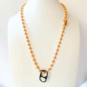 Metal Bead Necklace