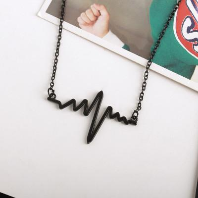 Frequency Pendant Necklace