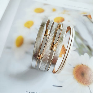 Multilayer Metallic Magnetic Bracelet-Women