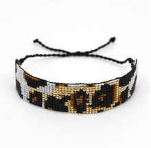 Load image into Gallery viewer, Leopard Print Bracelet