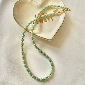 Light Turquoise Necklace