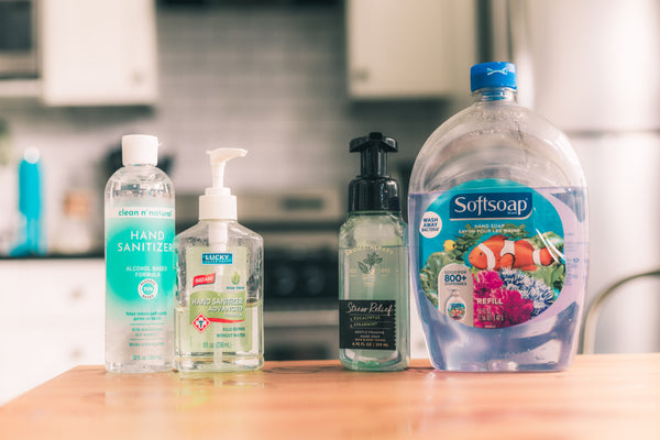Soap vs. Hand Sanitizer: Why Washing Your Hands is the Better Option