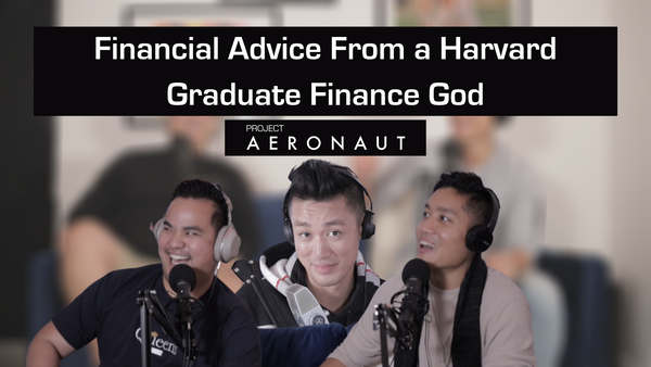Financial Advice From a Harvard Graduate Finance God